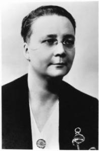 Dorothy L Sayers-Photo